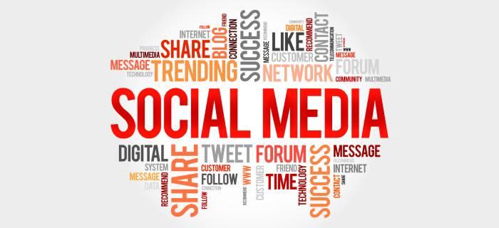 Brand's Social Media